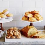 Быстрые рецепты бездрожжевого хлеба, сконов, маффинов и не только