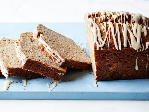 Банановый хлеб с коричневым маслом