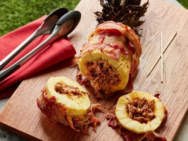 Фото Свинанас: свинина в ананасе