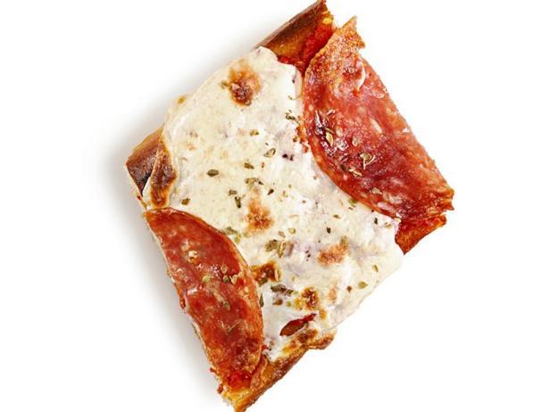 Пицца с пепперони
