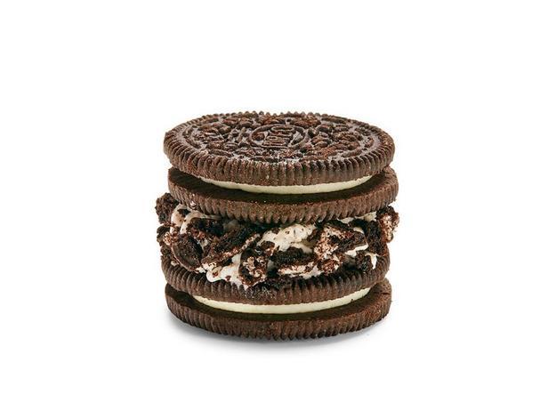 С шоколадным сэндвич-печеньем (№ 26)