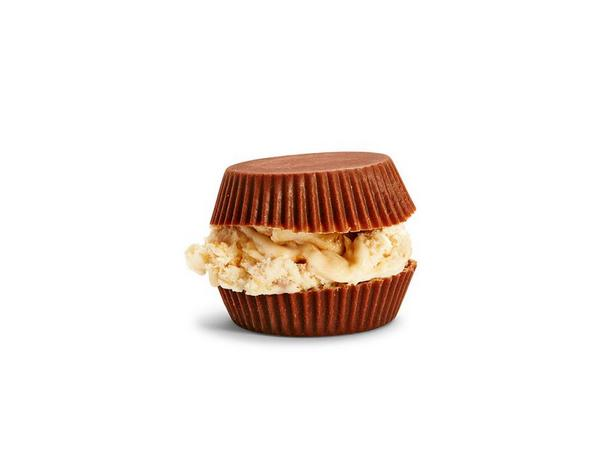 С конфетами из арахисовой пасты (№ 35)