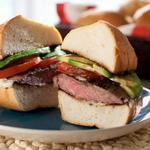 Сэндвич карне-асада