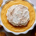 Дип-соус со вкусом тыквенного пирога