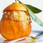 Апельсиновая гранита