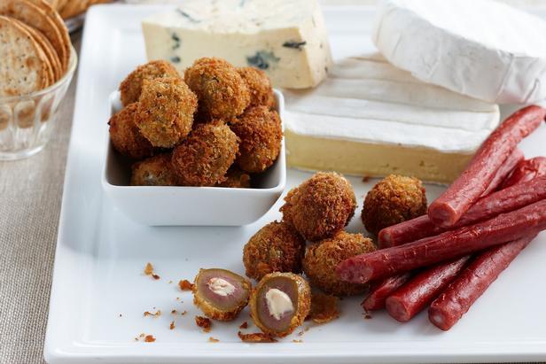 Фото Жареные оливки по-итальянски