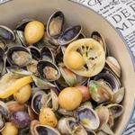 Моллюски по-калифорнийски