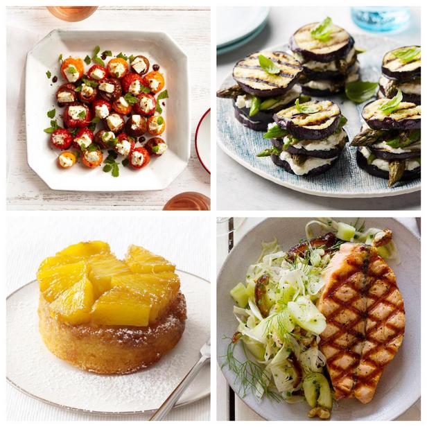 Фото Рецепты здоровых летних блюд