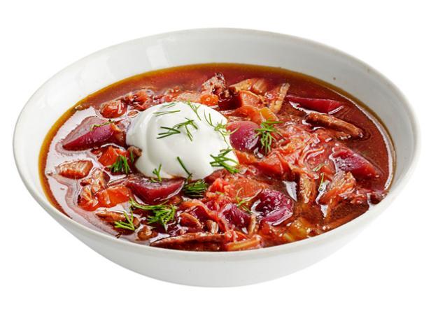 50 рецептов супов