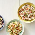 Салаты с курицей: варианты приготовления