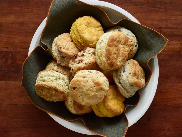 Фото Сконы (хлеб быстрого приготовления): варианты приготовления