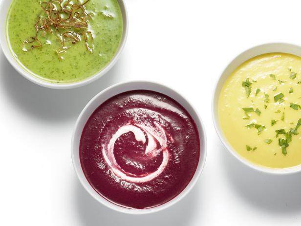 Овощные супы: варианты приготовления