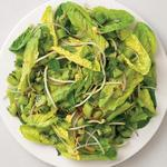 Салат с киви и мятой