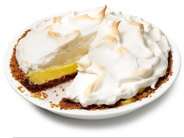 Фото Кремовый пирог с бананами