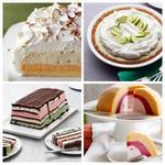 Торты и пироги с мороженым