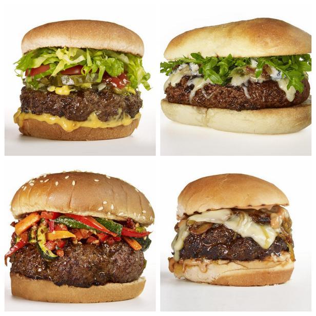 Фото 5 лучших «звездных» бургеров из Лос-Анджелеса