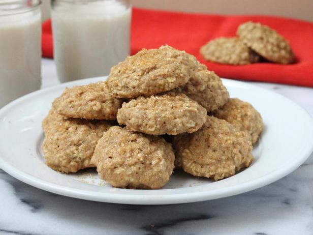 Мягкое печенье с кленовым сиропом