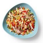 Капустный салат с хикамой