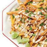 Картофель фри по-мексикански