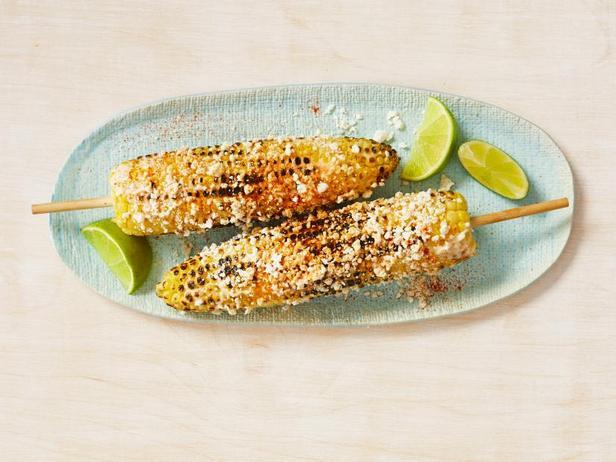 Фото Элоте: кукуруза по-мексикански