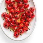 Печёные помидоры на ветке
