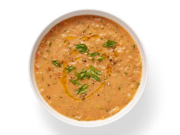 Фото Холодный суп-закуска «Гаспачо»