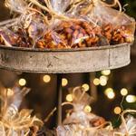 Пряные орешки в глазури