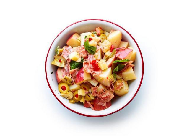 Закусочный салат «Антипасти»