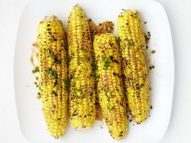 Фото Печёная кукуруза в початках «Стейкхаус»