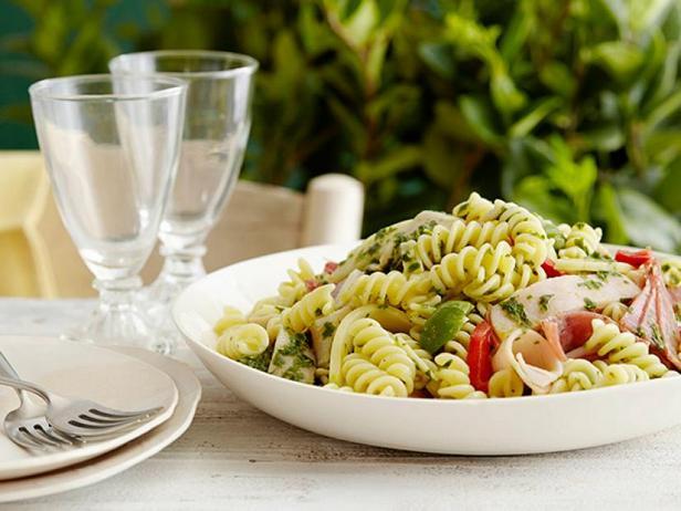 Фото Закусочный салат «Антипасто»