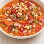 Суп из белой фасоли в медленноварке