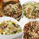 Рецепты зерновых гарниров