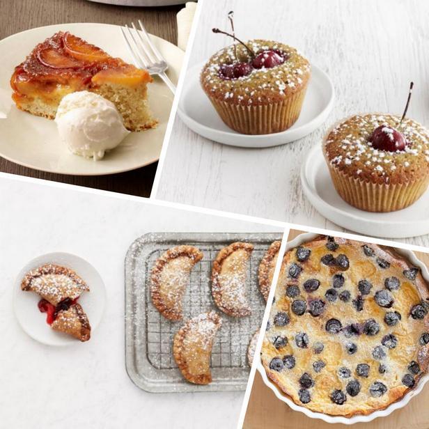 Фото Летние десерты для пикника, которые удобно брать с собой