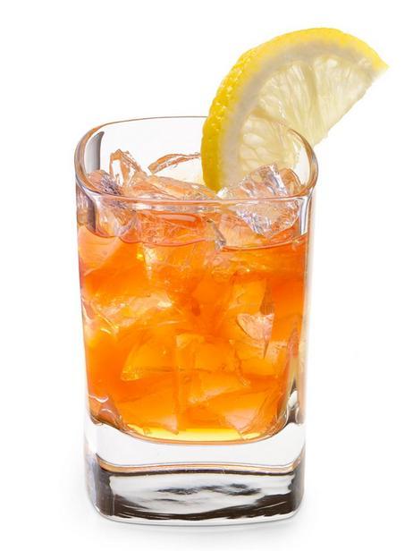 Чай из плодов опунции со льдом