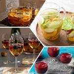 Рецепты летней сангрии