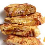 Французские тосты с начинкой: варианты приготовления