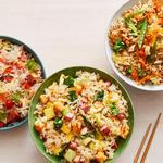 Жареный рис: варианты приготовления