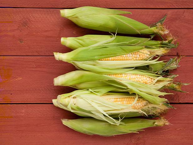 Фото 50 рецептов со свежей кукурузой
