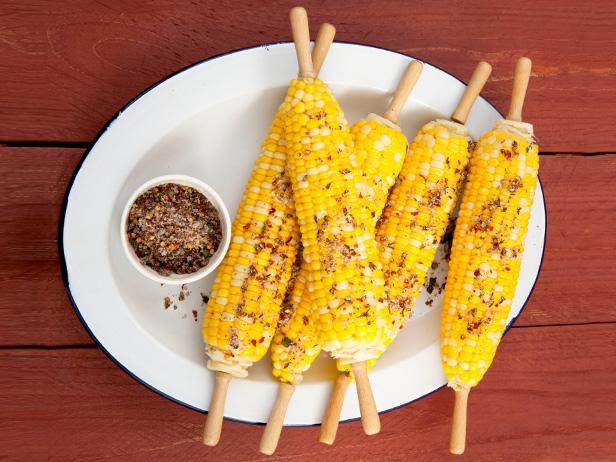 8. Кукуруза с ямайской приправой