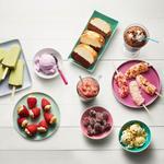 50 рецептов замороженных сладостей
