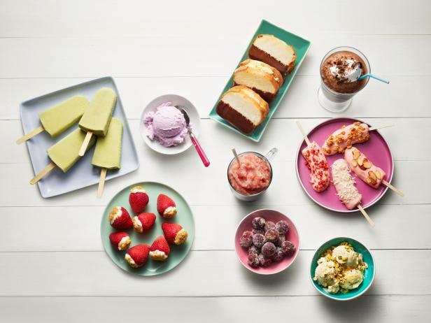 Фото 50 рецептов замороженных сладостей