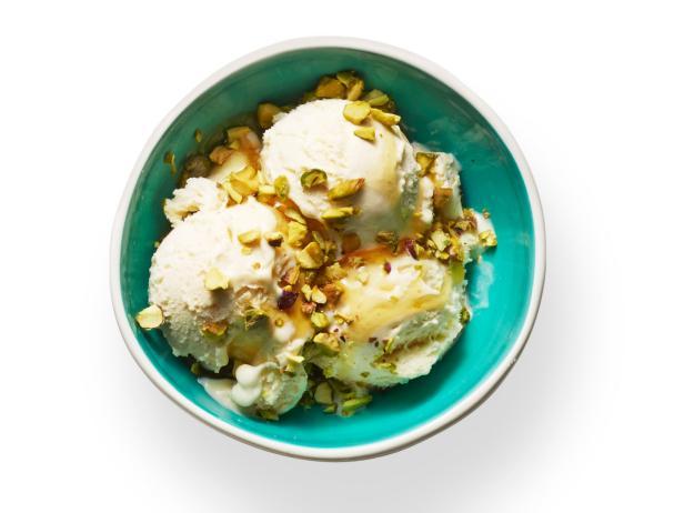 19. Замороженный йогурт без мороженицы
