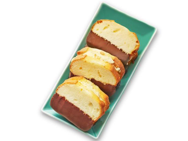 4. Бостонские сэндвичи с мороженым