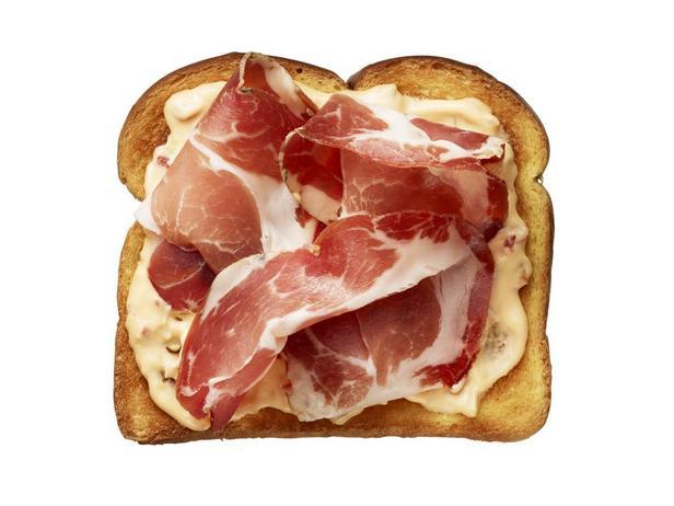 Фото 50 рецептов тостов