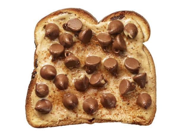50 рецептов тостов