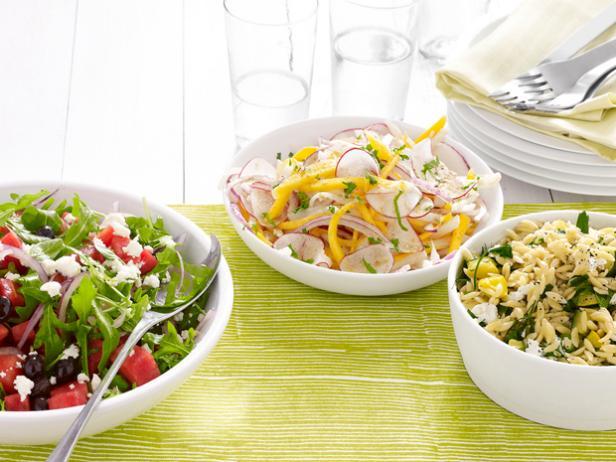 Фото 50 рецептов простых салатов