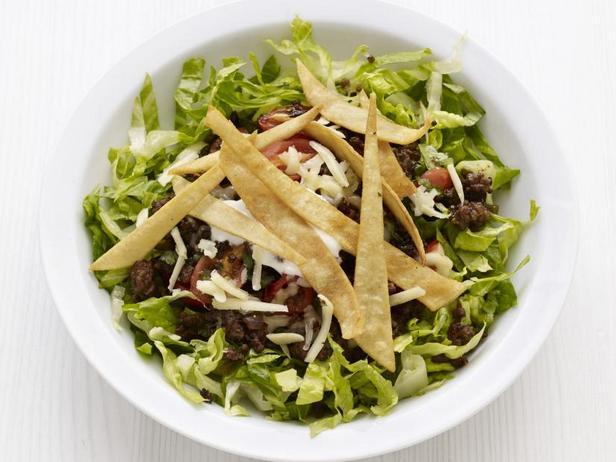 Мясной салат «Тако»