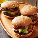 Идеальный Чизбургер барбекю