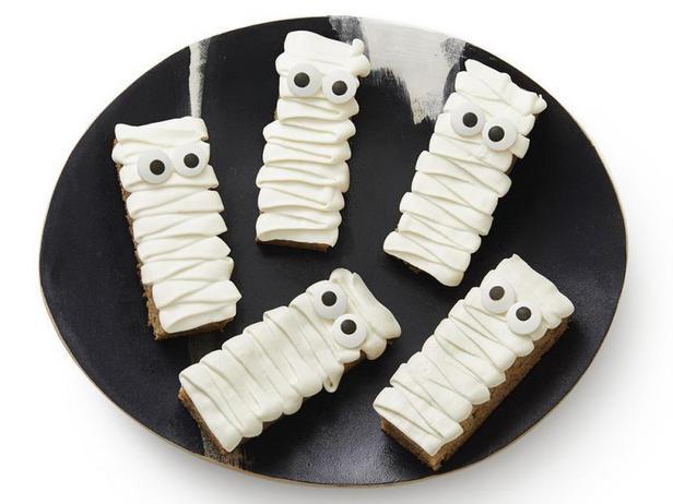 Фото Яблочные пирожные «Мумии»