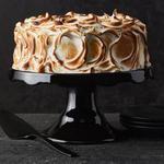 Тыквенный торт «Смор»